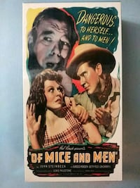 Of Mice and Men vhs