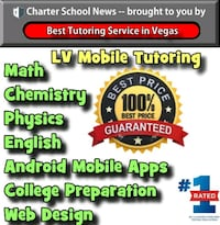 Math tutor North Las Vegas