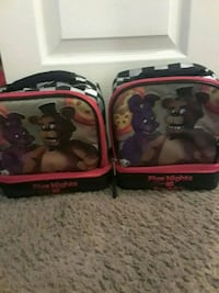 Five nights at freddies lunch bags Sacramento, 95842