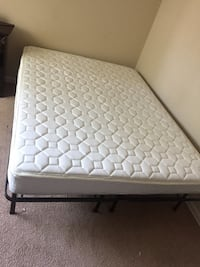 Mattress and  bed frame - king size İskenderiye, 22312