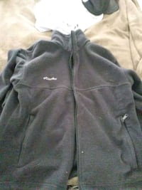 black zip-up hoodie Bellingham