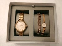 Brand New Fossil Rose Gold Watch Bracelet Vancouver, V5X 1N5