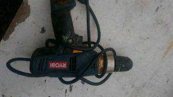 electric drill$28