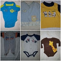 BBy boy clotbes nb to 12 months  Oil City, 16301