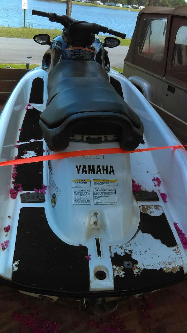 Used 2000 Yamaha Waverunner 760 for sale in Myrtle Beach - letgo