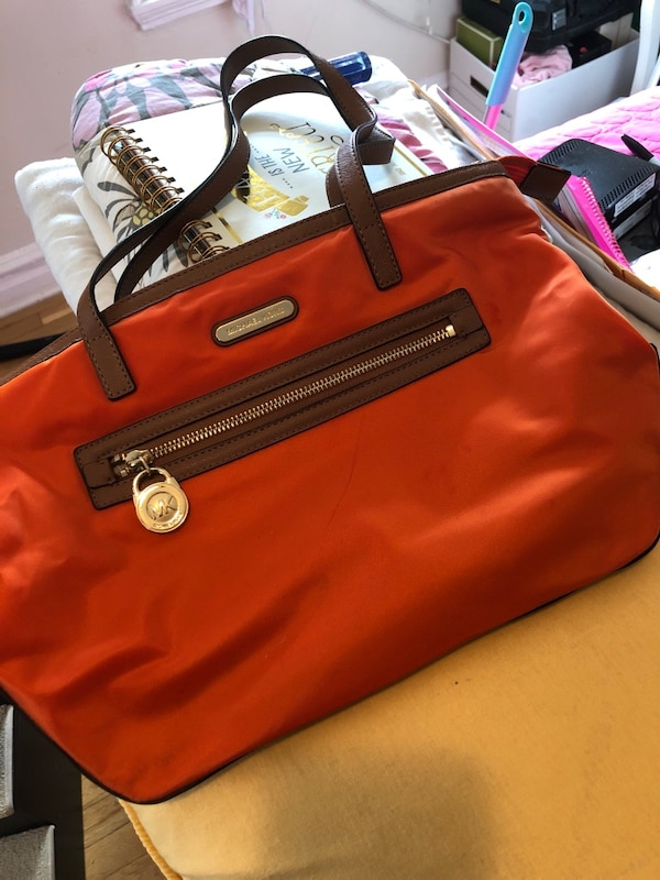 d1858e0a22dd Orange Brown MK purse. HomeUsed Fashion and Accessories in New York ...