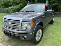 2011 FORD F-150 platinum - 2990$ down payment Houston