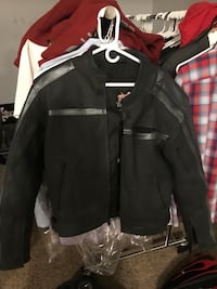 black and gray zip-up jacket Ashburn, 20147