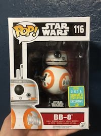 SDCC '16 Thumbs Up BB-8 Funko Pop San Jose, 95148