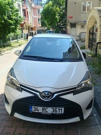 2016 Toyota Yaris 1.33 STYLE RED SKYPACK MDRVE S İstanbul