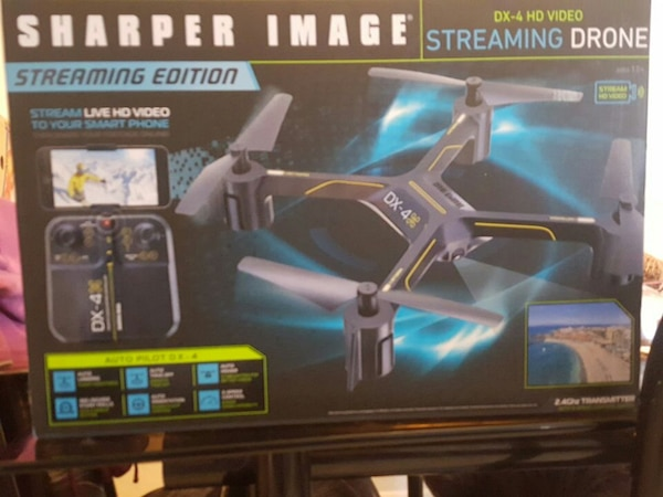 Used Sharper Image Streaming Drone For Sale In Kaysville Letgo