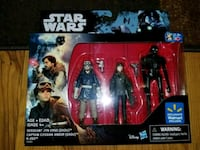 Star Wars Rogue One 3 pack figures NEW Martinsburg, 25404
