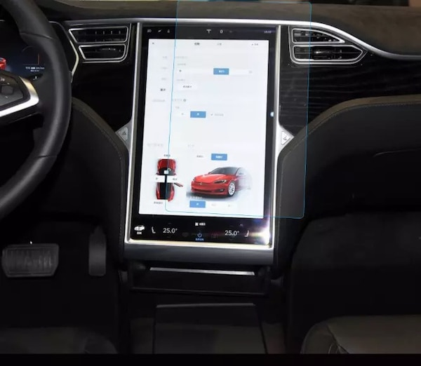 Used Tesla Model 3 Screen Protector For In Sunnyvale