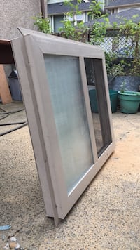 Window frame width(36.5inch) height (30.5inch) Vancouver, V5L 4G8