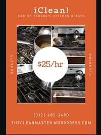 House cleaning Schaumburg