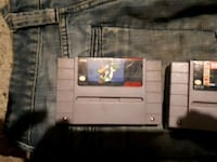 SNES games 15$ each or 3 for 30$ Hawkestone, L0L 1T0