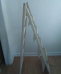 Antique white home decor ladder Martinsburg, 25401