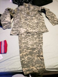 Army fatigues Columbus, 43222