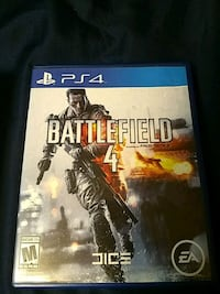 BATTLEFIELD 4 PS4 (Trade For Fallout 4 or WWE2K17