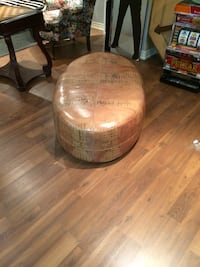 round brown wooden table with chairs Bolton, L7E 2J8