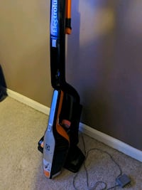 black and blue Bissell upright vacuum cleaner Aiken, 29803
