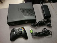 black Xbox 360 console with controller SUNNYVALE