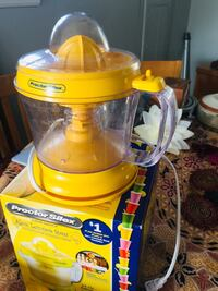 Electric Citrus Juicer with Pulp Control Falls Church, 22042