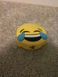 Laughing Emoji Portable Charger Battery Milton, L9T 7K6