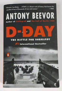 D-Day: The Battle for Normandy  Barrie, L4N 7L8