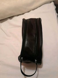 Leather bag...