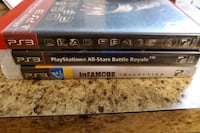 PS3 games - dead space, ps all-stars, infamous collection Toronto, M4P 1T6