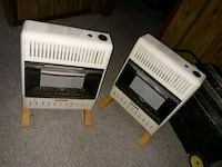2 Gas heaters  Carville, 70721