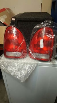 Custom lights for a dodge durango 2003 Sheboygan, 53081