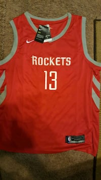 Rockets Harden jersey authentic brand new Birmingham, 35204