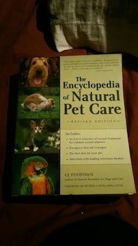 The Encyclopedia of Natural Pet Care.