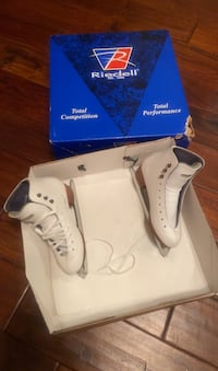 Riedell ice skates. Child Size 13.