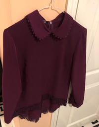 Long sleeve purple shirt Vaughan, L4H 2X4
