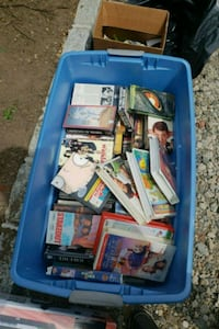 Assorted movies and dvds while box Massapequa, 11758