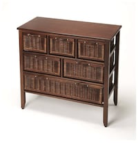 Wricker chest with drawers Chatham, N7L 3V3