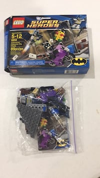 LEGO Catwoman Catcycle City Chase (Super Heroes) Burke, 22015