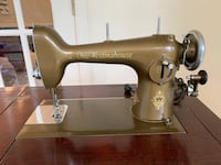 Vintage Free-Westinghouse Sewing Machine Table Ellicott City, 21042