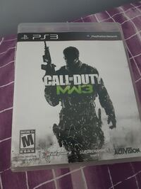 call of duty modern warfare 3 for ps3 Burnaby, V5A 1R4