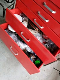 Multipurpose Storage / Tool box - Cart