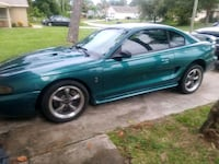 Ford - Mustang - 1997 784 mi