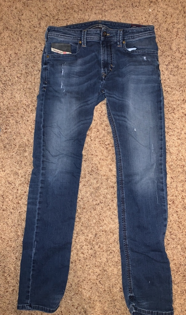 Photo Diesel Thavar Jeans size 30