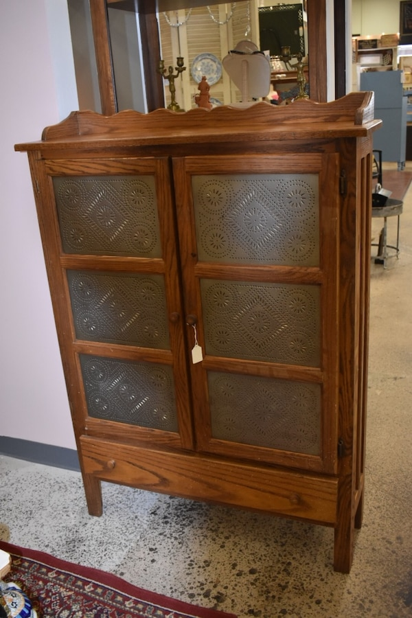 Sold Antique Pie Safe In Richardson Letgo
