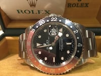 Genuine Rolex GMT 2 Coke Toronto, M9V 2A7