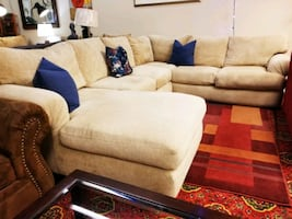 Sofas, Sectional, Dressers, all Furniture