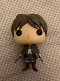 Attack on Titan: Eren Figure Bolton, L7E 1S4
