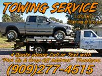 Towing & Lock Out's Rialto, 92376